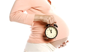 Признаки близости часа родов