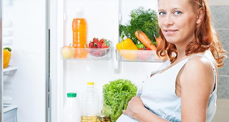 Продукты для беременных: каким отдать предпочтение