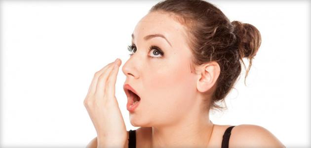 как узнать, пахнет ли изо рта