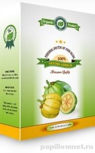 Фото упаковки Гарцинии Камбоджийской