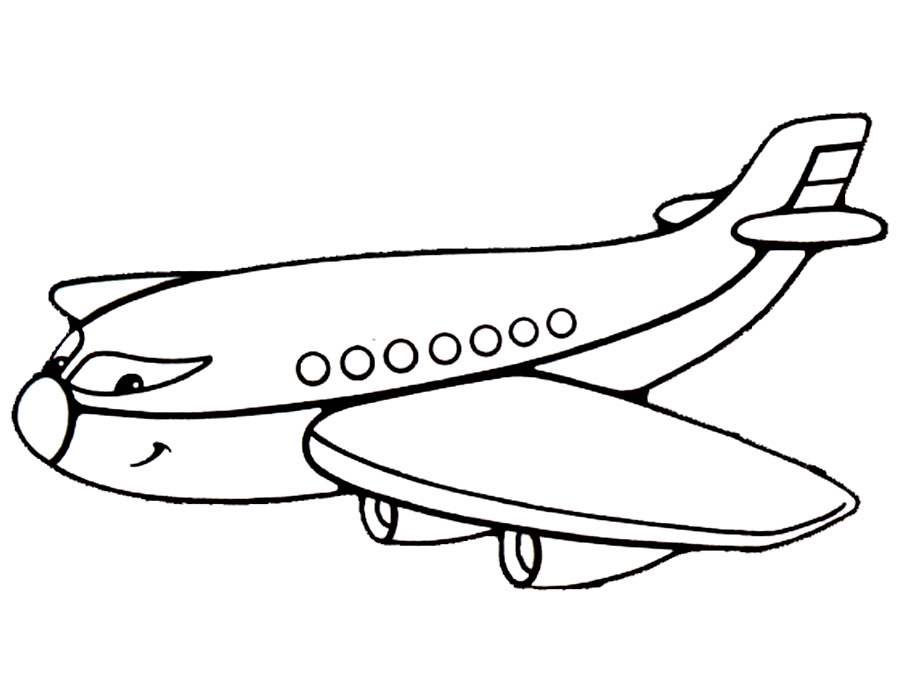 Розмальовки літаки — Zdorovia