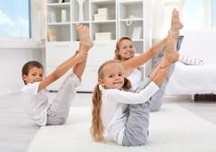 Комплекс утренней гимнастики для детей