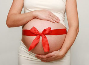 Плод на 22 неделе беременности