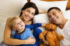 Ребенок и новый муж