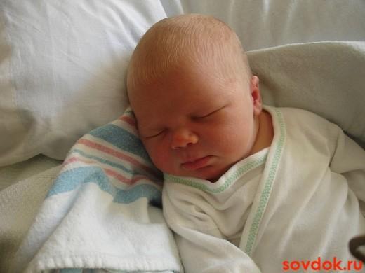 ребёнок новорождённый