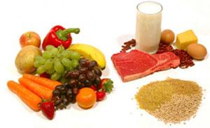 Рацион низкокалорийных блюд