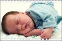 Распорядок дня новорожденного