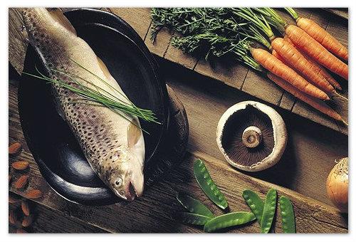 Рыба в рационе беременной