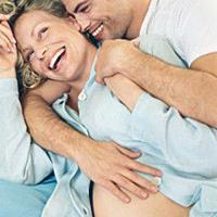 Секс в период беременности