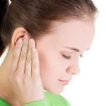 шум в ухе