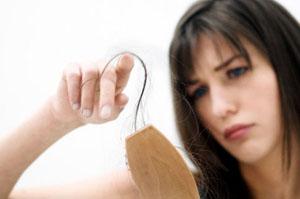 Сильно выпадают волосы причины