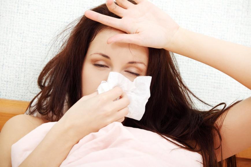 Сильный кашель в 1 триместре беременности