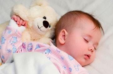 сколько должен спать двухмесячный ребенок