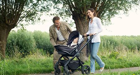 Сколько гулять с новорожденным?
