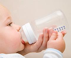 Применение Смекты для новорожденных