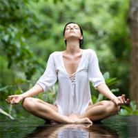 Снятие стресса с помощью йоги