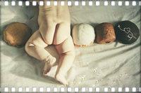 Как научить новорожденного переворачиваться?