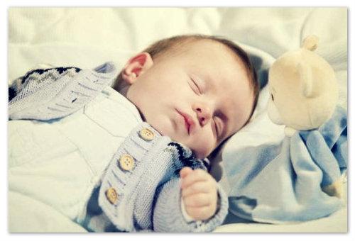 Послеобеденный сон ребенка