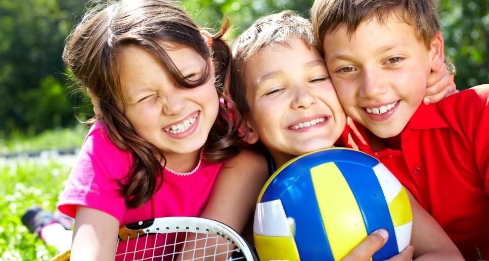 Спортивные дети: как распознать талант?