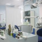 Стоматологический кабинет в клинике Здоровье