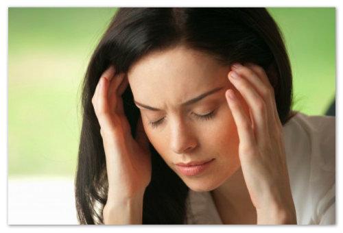 Стрессовое состояние у мамы