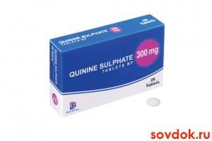 сульфат хинина