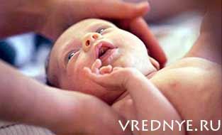 Отрыжка у новорожденных после кормления и все о ней
