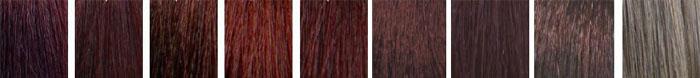 Цвет волос светлый шатен