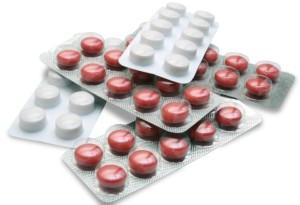 любые таблетки