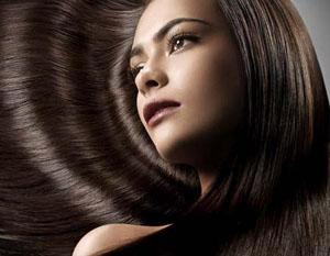 Цвет волос темный шатен