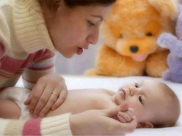 Рахит у новорождённых