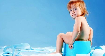 У ребенка стул с кровью: возможные причины