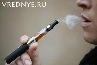 глицерин в электронных сигаретах