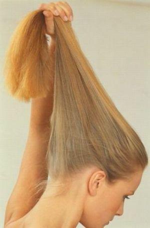 Укрепление корней волос