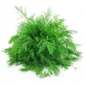 Зелень с полезными свойствами.