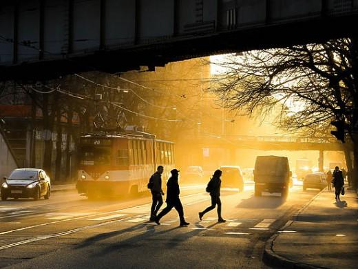 Уличная пыль