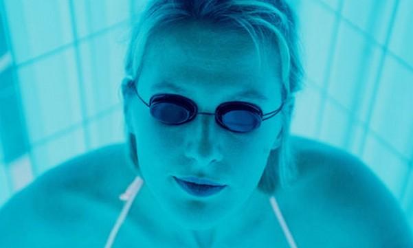облучение ультрафиолетом