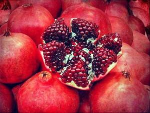 Необходимо употреблять красные фрукты
