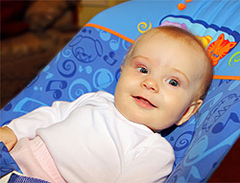 УЗИ мозга новорожденного для диагностики кист