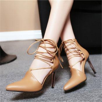 узкие туфли