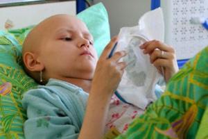 Рак у детей