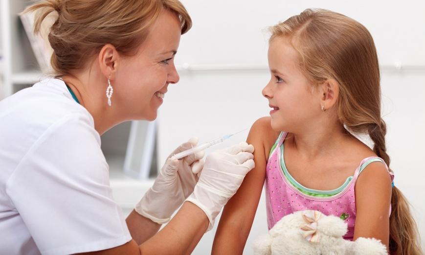 Вакцинация против кори, краснухи, эпидемического паротита