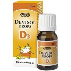 Витамин Д3 для новорожденных
