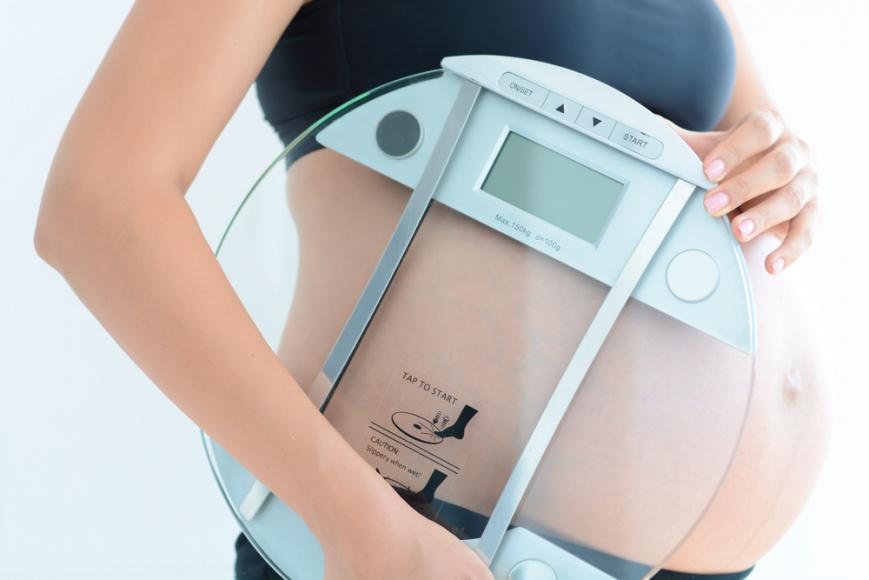Вес мамы и ребенка на 31 неделе беременности