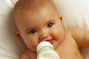 Вес ребенка при искусственном вскармливании