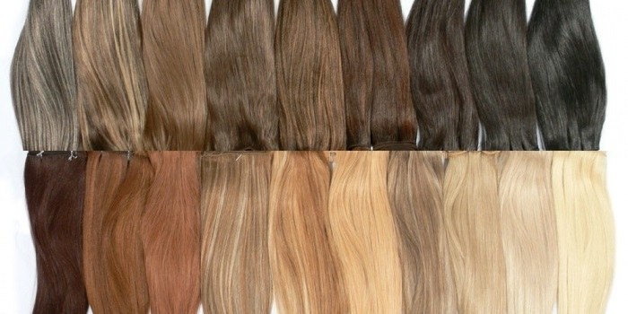 Выбор краски по типу волос