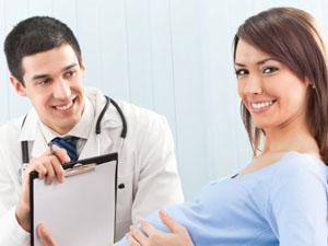 Выделения на 13 неделе беременности