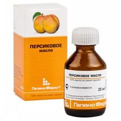 Персиковое масло для новорожденных