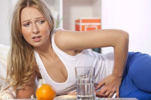 Выделения при внематочной беременности