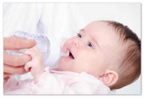 Бутылочка воды